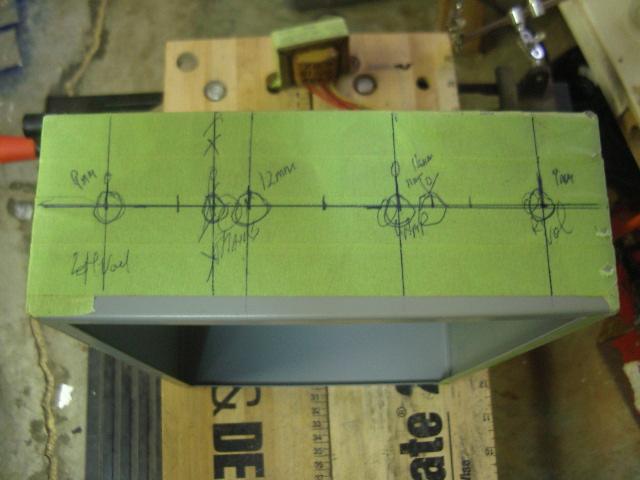 6AQ5 Stereo Tube Amp 002