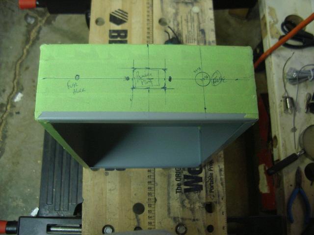 6AQ5 Stereo Tube Amp 003