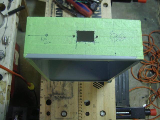 6AQ5 Stereo Tube Amp 004